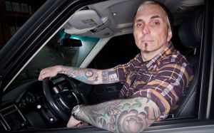 art-alexakis-in-car